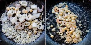 Keto Japanese Style Seafood Pasta Recipe (26)