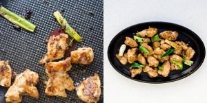 Keto Korean BBQ Marinated Chicken