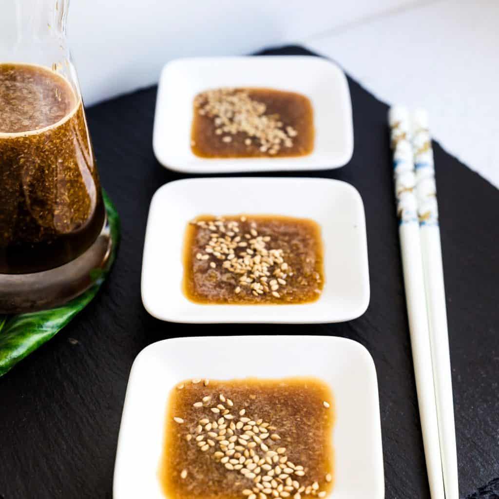 Keto Low Carb Benihana Ginger Sauce LowCarbingAsian Pic 2