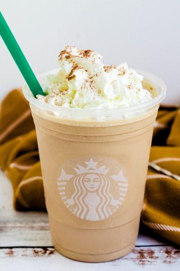 Keto Starbucks Copycat Mocha Frappuccino Cover