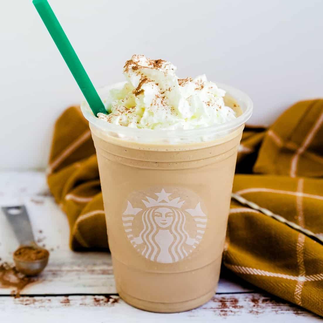 Best Keto Starbucks Mocha Frappuccino Lowcarbingasian