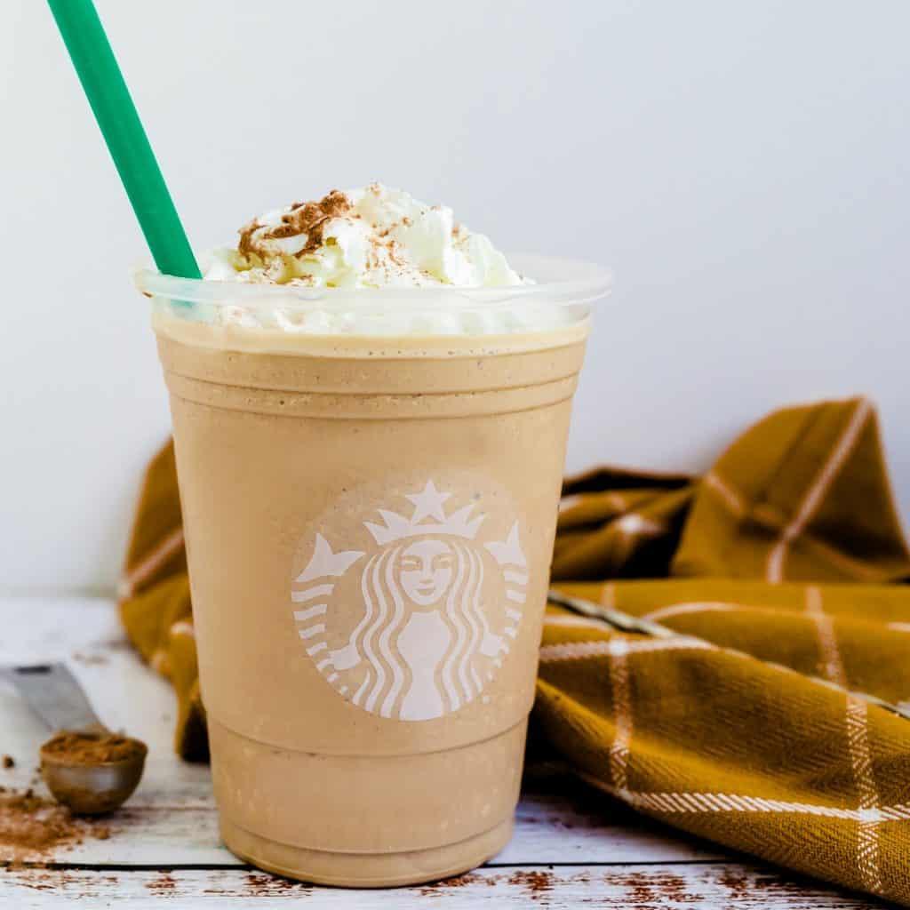 Keto Starbucks Copycat Mocha Frappuccino Pic 2