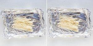 Low Carb Garlic Butter Enoki Mushrooms Recipe (42)