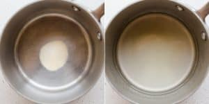 Keto Matcha Cream Jello