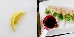 Red Seabream Carpaccio Sashimi Recipe (19)