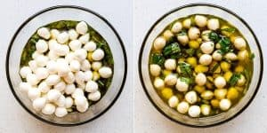 Soy Olive Marinated Mozzarella Bites Recipe (24)