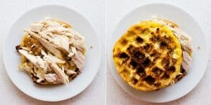 Garlic Aioli Chicken Chaffle Recipe (25)