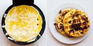 Garlic Aioli Chicken Chaffle Recipe (26)