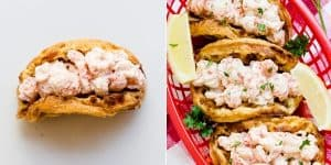 Keto Chaffle Lobster Roll Recipe (21)