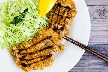 Keto Chicken Katsu - Cutlet LowCarbingAsian Cover