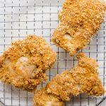 Keto Chicken Katsu - Cutlet Recipe (23)