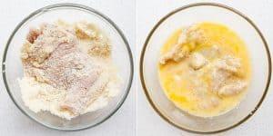 Keto Chicken Katsu - Cutlet Recipe (31)