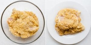 Keto Chicken Katsu - Cutlet Recipe (32)