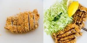 Keto Chicken Katsu - Cutlet Recipe (34)
