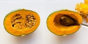 Simmered Sweet Pumpkin - Japanese Kabocha Recipe (20)