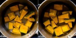 Simmered Sweet Pumpkin - Japanese Kabocha Recipe (25)