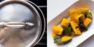 Simmered Sweet Pumpkin - Japanese Kabocha Recipe (26)