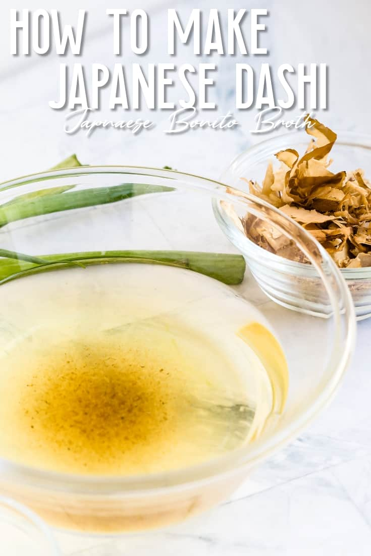 How To Make Dashi LowCarbingAsian Pin 1