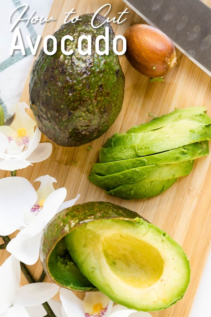 How to Cut Avocado LowCarbingAsian Pin 1