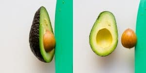How to cut Avocado Step by Step (10)