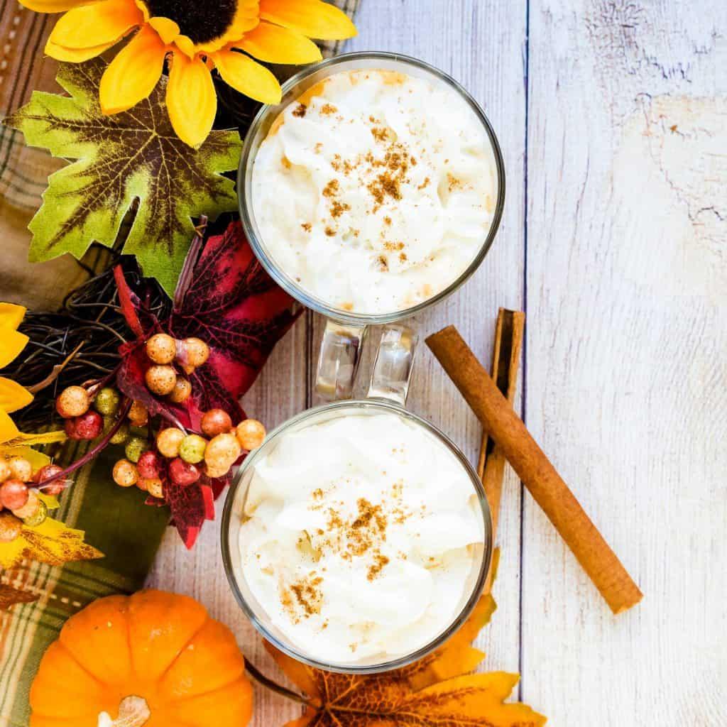 Pumpkin Chai Latte LowCarbingAsian Pic 2