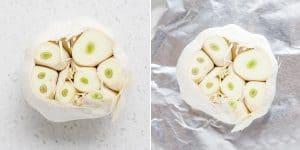 Japanese Style Roasted Garlic Bulb Recipe (29)