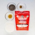 Churro Chia Seed Pudding
