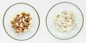 Keto Low Carb White Chocolate Almond Clusters Recipe (21)