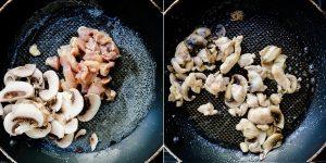 Keto Low Carb Chicken Mushroom Risotto Recipe (21)