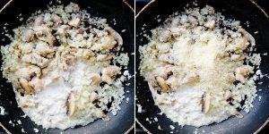 Keto Low Carb Chicken Mushroom Risotto Recipe (22)