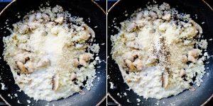 Keto Low Carb Chicken Mushroom Risotto Recipe (23)