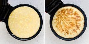 Keto Low Carb Cream Cheese Pancakes Recipe (24)