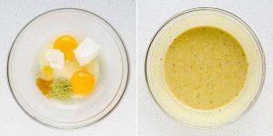 Keto Low Carb Mactha Pancakes Recipe (10)