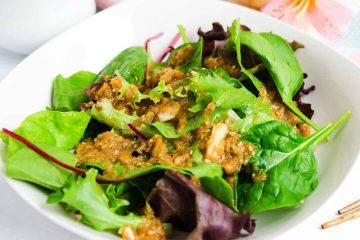 Japanese Wafu Salad Dressing