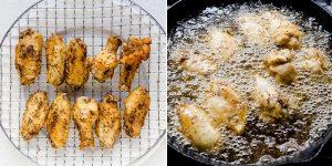 Keto Low Carb Lemon Pepper Chicken Wings Recpie (6.5)