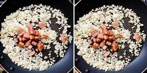 Keto Low Carb Spam Cauliflower Fried Rice Recipe (20)