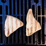 Seared Yellowfin Tuna - Tataki