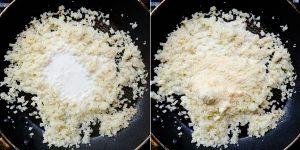 Keto Low Carb Bacon Risotto Recipe (2)