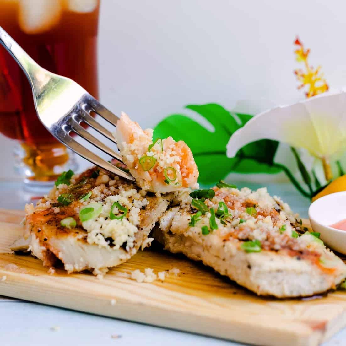 Keto Low Carb Sweet Thai Chili Mahi Mahi LowCarbingAsian Pic 22