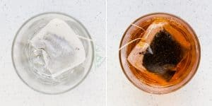 Keto Low Carb Thai Tea Smoothie Recipe