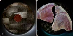 Hawaiian Glazed Seared Ahi Tuna Recipe (37)