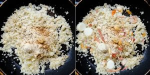 Keto Low Carb Seafood Risotto Recipe (5)