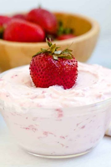 Keto Low Carb Strawberry Cream Cheese LowCarbingAsian Cover