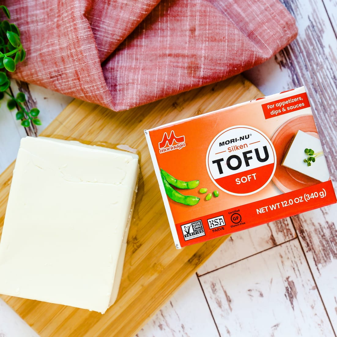 silken soft tofu for use with tofu cheesecake